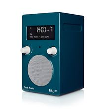 Tivoli Audio - Fashion Pal+ BT inkl. Fernbedienung, deep ocean teal