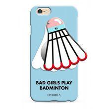 Iphoria Mirror au Portable Badminton für Apple IPhone 6/6s