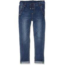 s.Oliver Jungen Jeans 61.802.71.3060, Blau (Blue Denim Stretch 56Z2), 164 (Herstellergröße: 164/SLIM)