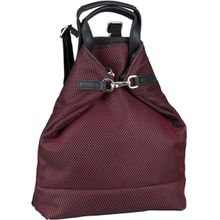 Jost Rucksack / Daypack Mesh 6177 X-Change 3in1 Bag XS Rot