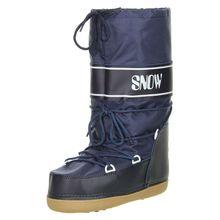 Vista Damen Herren Snowboots Winterstiefel blau blau