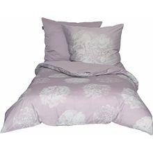 Schöner Wohnen Bettwäsche-Set, 100 Prozent CO, Nude, 200 x 135 cm