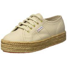 Superga Damen 2730-Cotropew Sneaker, Beige (Taupe 949), 36 EU