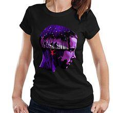 Eleven Upside Down Montage Stranger Things Women's T-Shirt