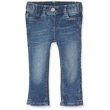 TOM TAILOR Kids Mädchen Jeans Authentic Wash Ankle Denim, Blau (Stone Blue Denim 1095), 92