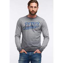Petrol Industries MEN Sweater grau Herren