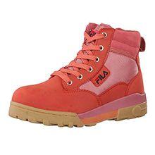 Fila Damen Grunge Mid Wmn Sneakers, Pink (Canyon Rose), 36.5 EU