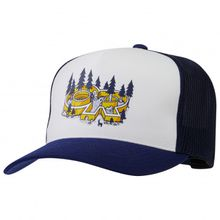 Outdoor Research - Tree Fort Trucker Cap - Cap Gr One Size grau/schwarz/blau