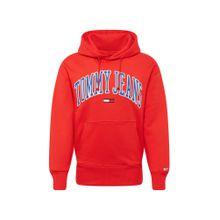 Tommy Jeans Sweatshirt blau / rot / weiß