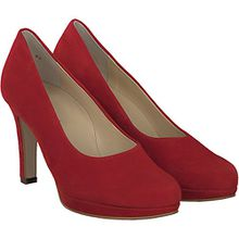 Paul Green Damen Pumps (5.5, Rot)