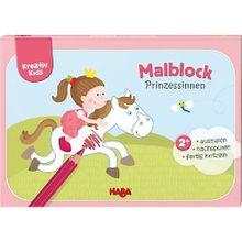 Buch - Kreativ Kids: Malblock Prinzessinnen
