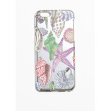 Seashell iPhone Case - White