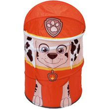 Pop Up Tonne, PAW Patrol Marshall, 3D rot-kombi