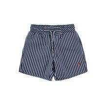 Marc O'Polo Junior Shorts navy / weiß