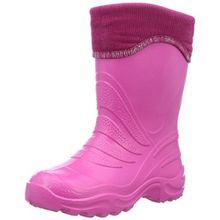 Beck Unisex-Kinder Ultraleicht Gummistiefel, Pink (06), 26/27 EU