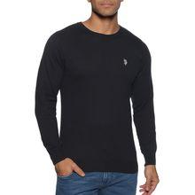 U.S. Polo Assn. Pullover in schwarz für Herren