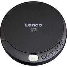 Lenco CD-Player CD-010 schwarz
