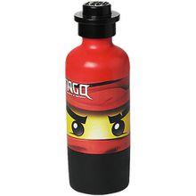 LEGO Trinkflasche Ninjago, 375 ml rot