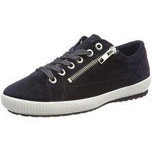 Legero Tanaro, Damen Low-Top Sneaker, Blau (Oceano), 37 EU (4 UK)
