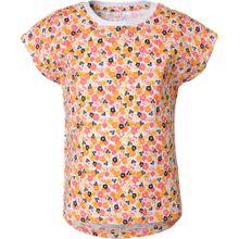 NAME IT T-Shirt 'Vigga' gelb / orange / altrosa / weiß