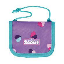 Scout  Brustbeutel III Ltd. Ed. Candy Hearts (Kollektion 2018) lila Mädchen
