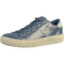 Lurchi Sneakers Low für Mädchen blau Mädchen