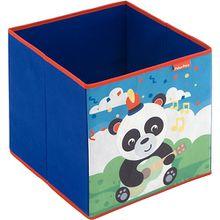 Fisher Price Aufbewahrungsbox Pandabärär, faltbar, 31 x 31 cm