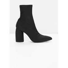 Sock Boots - Black