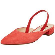 Högl Damen 5-10 2622 8900 Slingback Ballerinas, Orange (Koralle), 37 EU