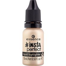 Essence Teint Highlighter Insta Perfect Liquid Highlighter Nr. 20 Rosé Fever 15 ml