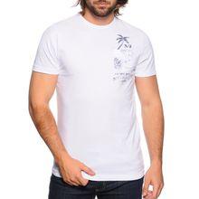 New Zealand Auckland T-Shirt in weiss für Herren