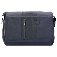 Piquadro Brief Aktentasche 41 cm Laptopfach blau