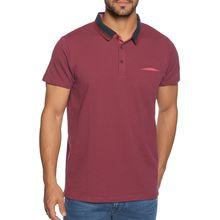 Rusty Neal Poloshirt in rot für Herren