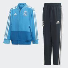 ADIDAS PERFORMANCE Sportanzug 'Real Madrid' blau / nachtblau / weiß
