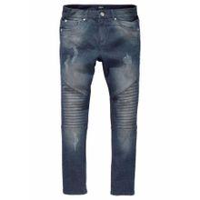 BUFFALO Stretch-Jeans blue denim