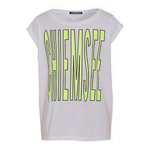T-Shirt  weiß-kombi Mädchen Kleinkinder