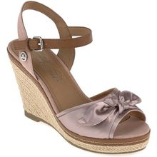 Tom Tailor Wedges rosa