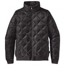 Patagonia - Women's Prow Bomber Jacket - Daunenjacke Gr XS schwarz/grau