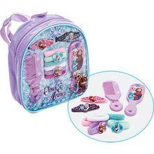 Haarschmuck-Set im Rucksack Disney Princess Frozen lila Mädchen Kinder