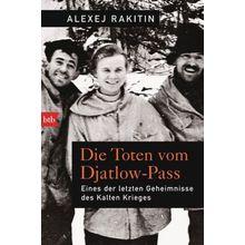 Buch - Die Toten vom Djatlow-Pass
