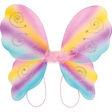 Schmetterlingsflügel Mädchen Kinder