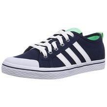 adidas Originals Honey Low, Damen Sneakers, Blau (Collegiate Navy/FTWR White/Light Flash Green S15), 37 1/3 EU (4.5 Damen UK)