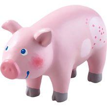 HABA 302981 Little Friends Bauernhof Schwein