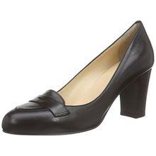 Evita Shoes Damen Pump Pumps, Schwarz (Schwarz 10), 36 EU