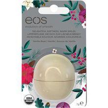 eos Pflege Lippen Vanilla Bean Organic Lip Balm 7 g