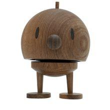 Woody Bumble Figur   Eiche geräuchert