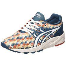 Asics Gel-Kayano Trainer Evo, Unisex-Erwachsene Sneakers, Blau (Legion Blue/White 4501), 39.5 EU