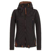 Naketano Female Jacket Jugo Booooossss Black, M