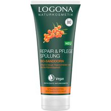 Logona Haarpflege Conditioner Repair & Pflege Spülung Bio-Sanddorn 200 ml