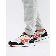 Asics - Gel Saga - Weiße Sneaker, 1193A095-100 - Weiß